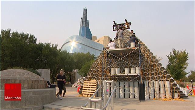 Se réapproprier les espaces publics urbains au Festival de design de Winnipeg