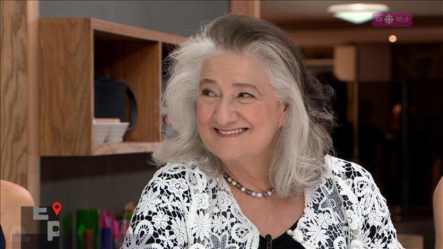 Petit lexique du parlé québecois avec Marie Laberge