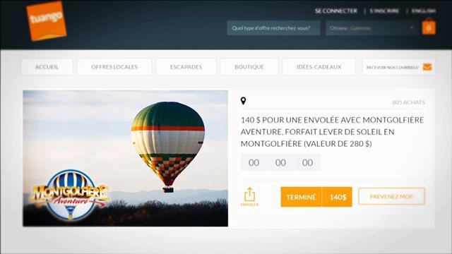 Montgolfière Aventure annule les envolées vendues par Groupon ou Tuango : qui est responsable ?