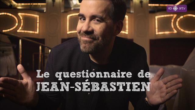 Le questionnaire de Jean-Sébastien - Pierre-Luc Funk