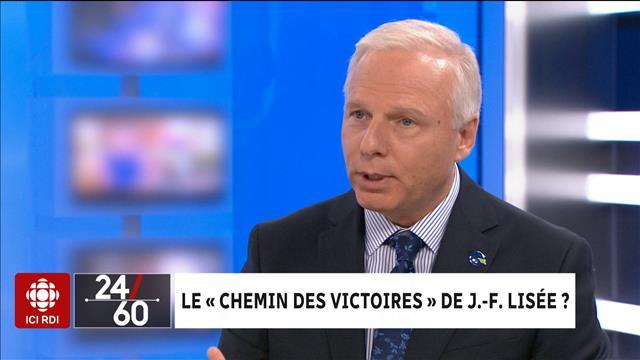LE « CHEMIN DES VICTOIRES » DE J.-F. LISÉE ?