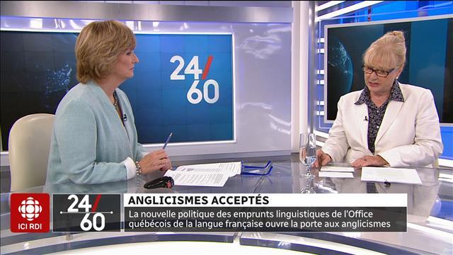 Pisodes 24 60 ici rdi - Office quebecois de la langue francaise ...