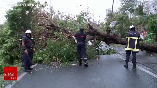 Les ravages de Maria à Porto Rico