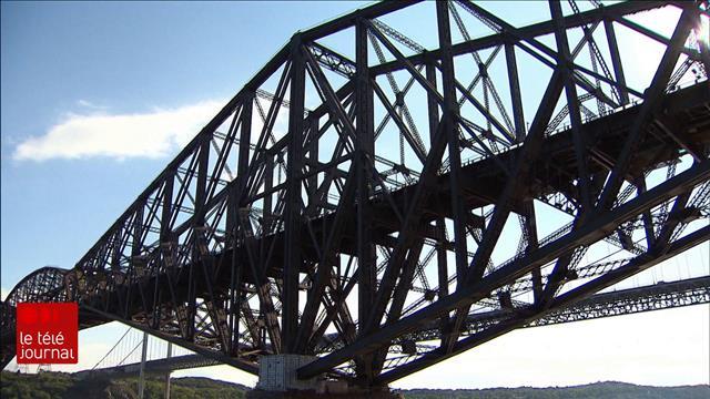 Les 100 ans du pont de Québec