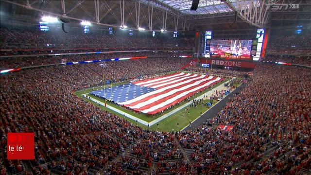 Trump et la NFL: un débat enflammé