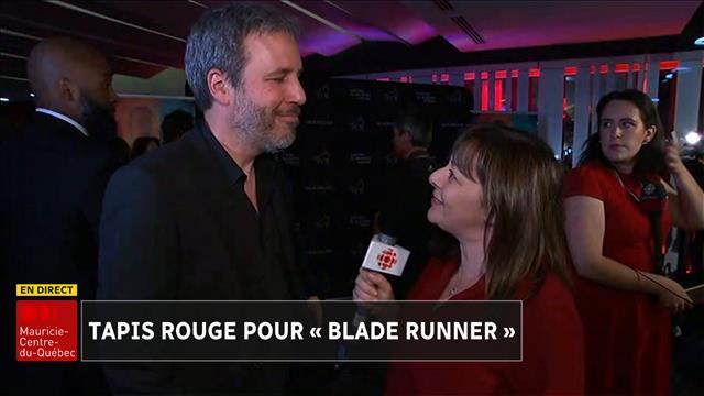 Rencontre avec le réalisateur de Gentilly Denis Villeneuve, le soir de la première québécoise de son film Blade Runner 2049