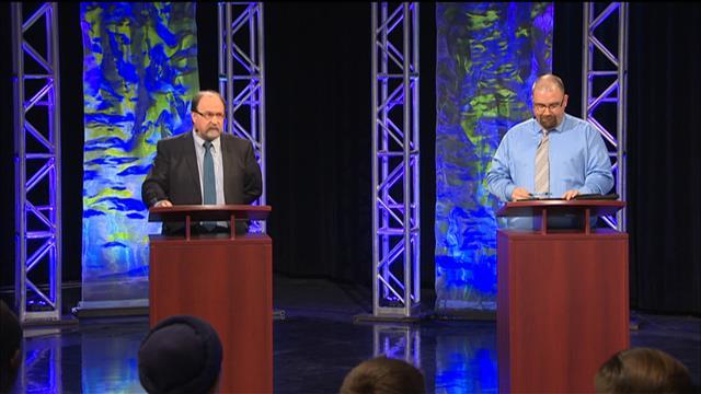 Le débat des candidats à la présidence de l'ACF du 12 octobre 2017