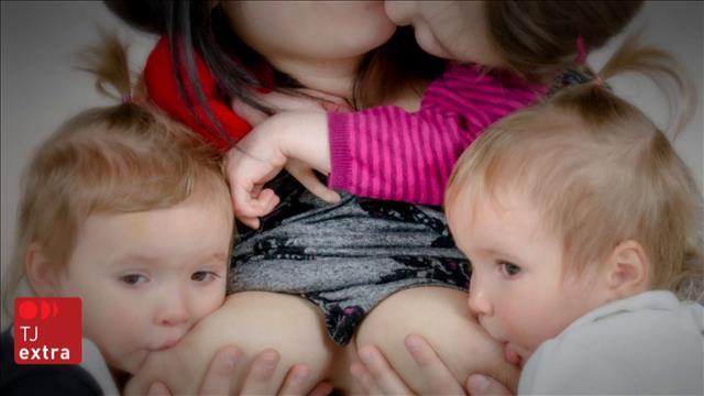 L'allaitement prolongé : deux mères veulent briser les tabous