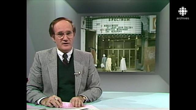 Ce soir, 6 décembre 1982