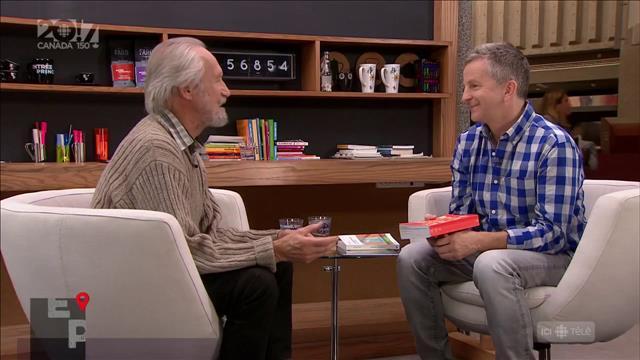 André rencontre Serge Mongeau