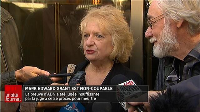 Mark Grant reconnu non coupable du meurtre de Candace Derksen
