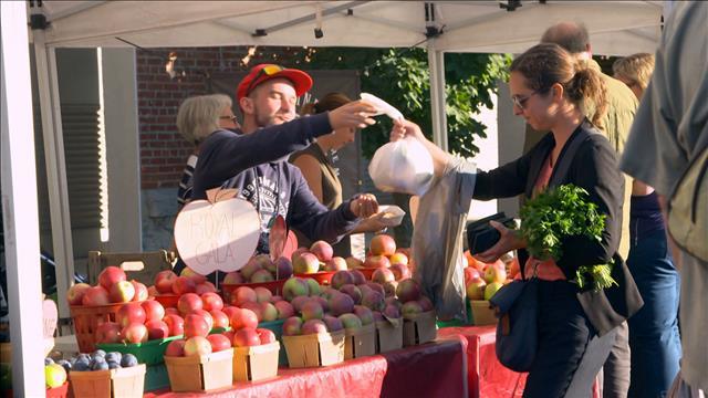 Confusion au rayon des fruits et légumes