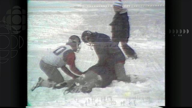 Les Alouettes de Montréal l'emportent malgré des conditions météorologiques difficiles