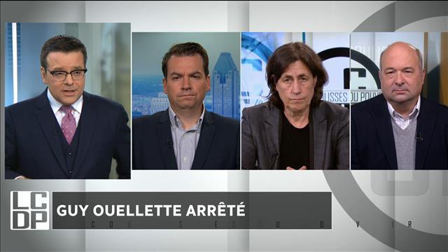 Les suites de l'arrestation de Guy Ouellette