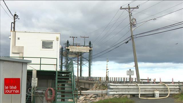 Un nouveau pont réclamé à Shippagan