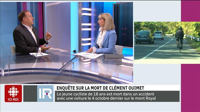 Enquête sur la mort de Clément Ouimet