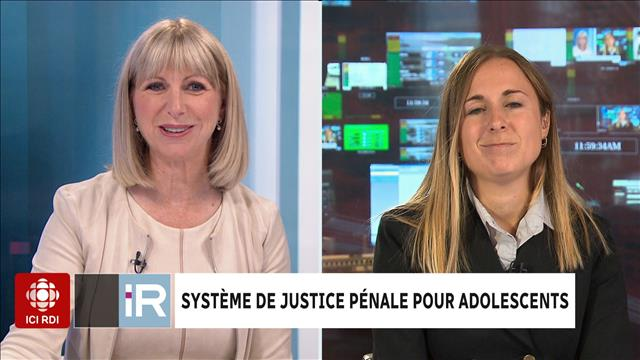Système de justice pénale pour adolescents