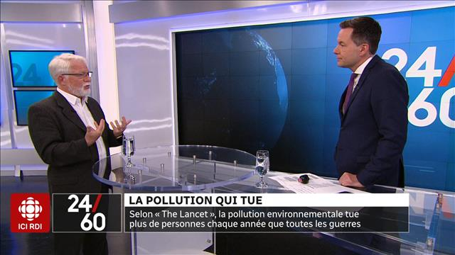 La pollution qui tue
