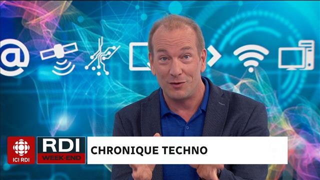 La chronique techno