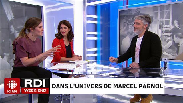 Dans l'univers de Marcel Pagnol