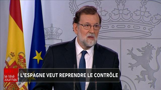 La Catalogne sous tutelle