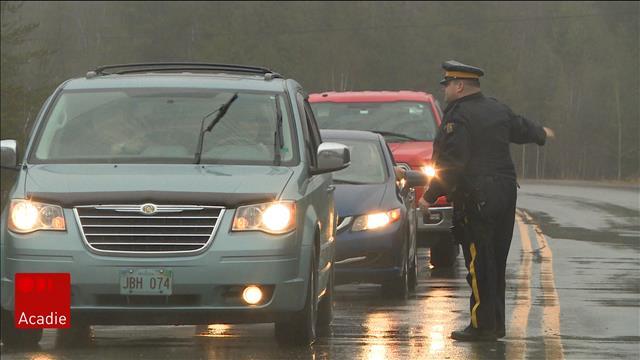 Le nombre de collisions mortelles en hausse de 21 % au Nouveau-Brunswick