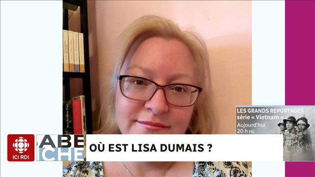 Où est Lisa Dumais?