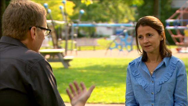 Une entrevue d'Anne-Dauphine Julliand