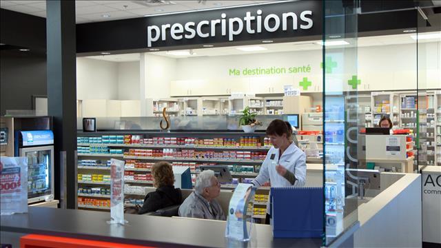 Malbouffe en pharmacie
