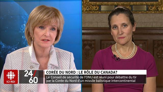 Corée du Nord : le rôle du Canada?