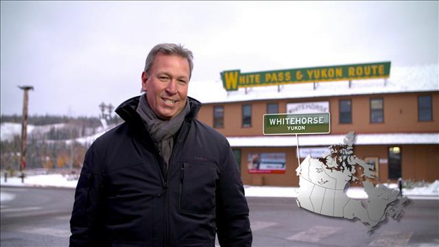 Ricardo visite Whitehorse pour l'aquaculture d'œufs d'omble chevalier