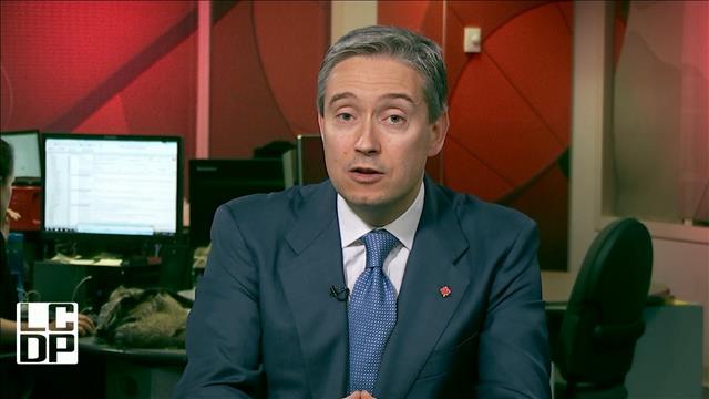 Libre-échange avec la Chine : François-Philippe Champagne se veut rassurant