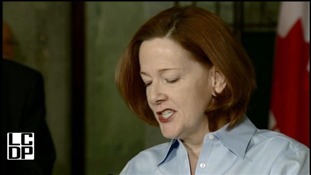 Nouveau mandat pour Alison Redford en Afghanistan