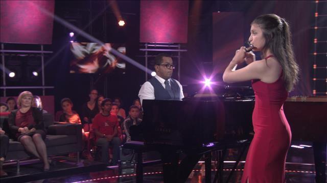 Nikki Arsenault interprète la Fantaisie de Carmen, de Bizet-Borne