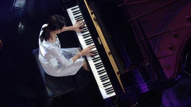 Rosemary Mantchev interprète l'Étude op. 10 no 5 de Frédéric Chopin