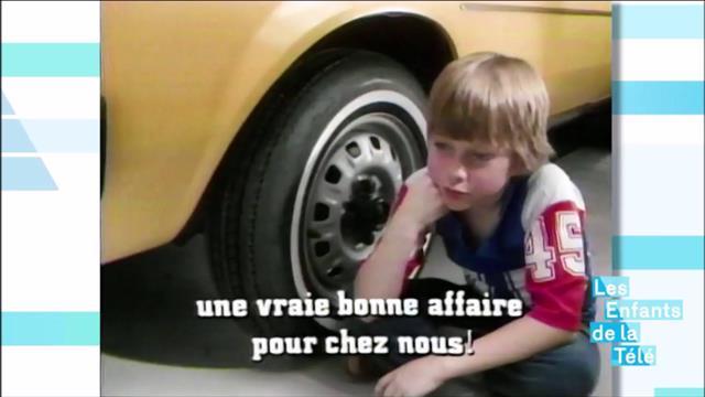 Sébastien Touguas dans une publicité de Canadire Tire