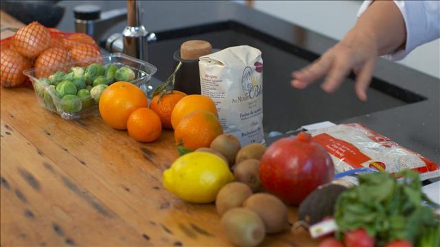 LES TRUCS D'ANNE DESJARDINS Fruits de saison