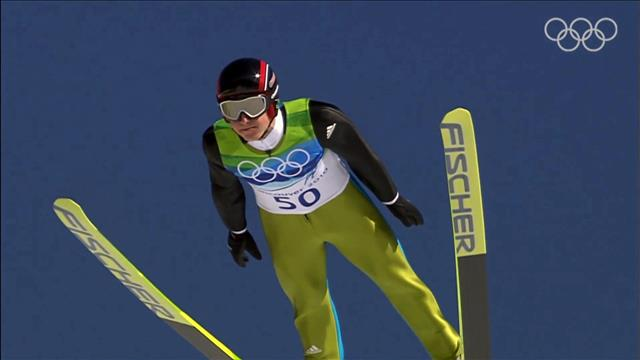 Capsule olympique historique : Saut à ski