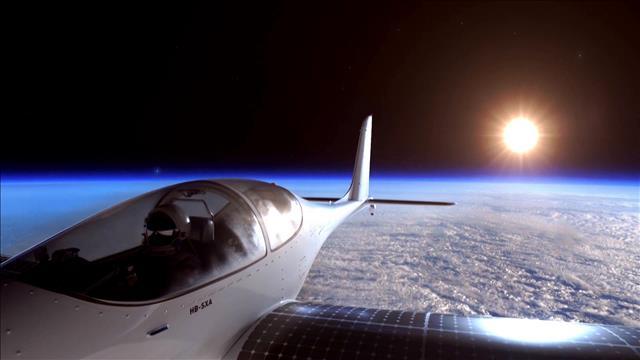 L'avion Solar Stratos