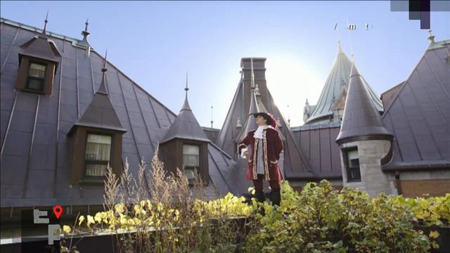 Les 125 ans du Château Frontenac