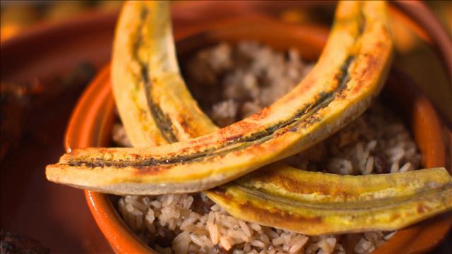 Produit vedette: la banane plantain