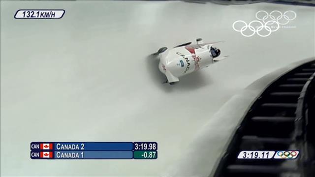 Capsule olympique historique: Bobsleigh
