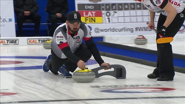 Capsule olympique: Curling mixte