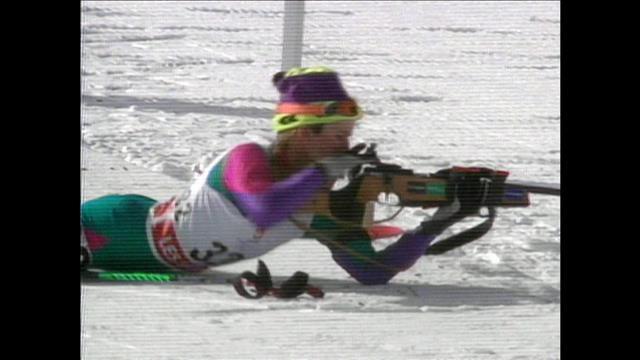 Capsule olympique historique: Biathlon