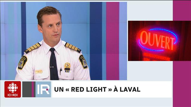 Un « Red Light » à Laval