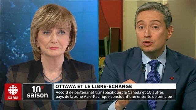 Ottawa et le libre-échange
