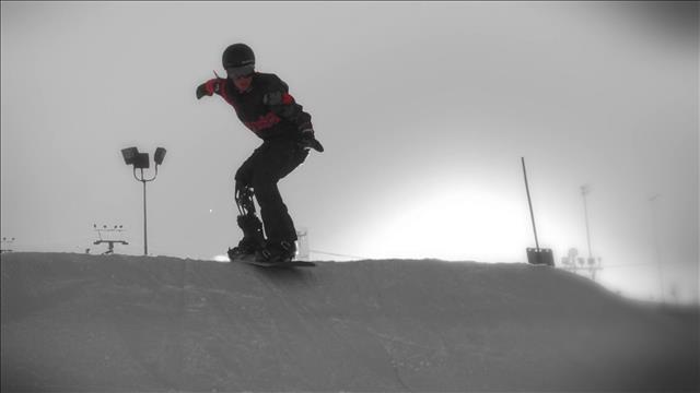 Capsule olympique: Surf des neiges paralympique