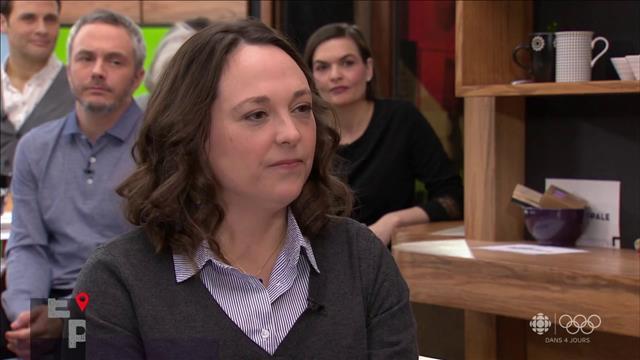 Entrevue avec l'infirmière Nathalie Stake-Doucet