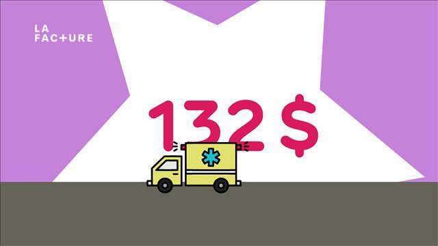Le fin mot de l'histoire sur le coût d'un transport en ambulance
