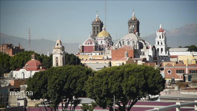 La province de Puebla au Mexique